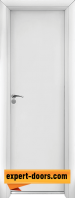 Aluminievi Standart W02 byal front