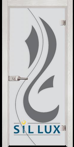 Стъклена интериорна врата Sand G 14 10 F
