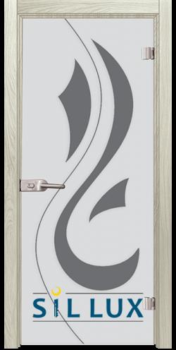 Стъклена интериорна врата Sand G 14 10 I