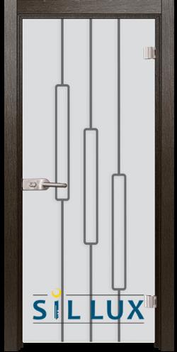 Стъклена интериорна врата Sand G 14 11 K