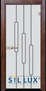 Стъклена интериорна врата Sand G 14 11 Q