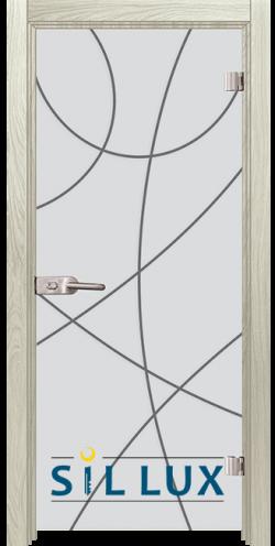 Стъклена интериорна врата Sand G 14 12 I